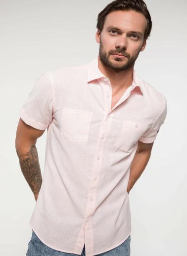 DeFacto Gömlek Pembe